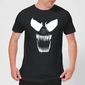 Venom Bare Teeth Men's T-Shirt - Black