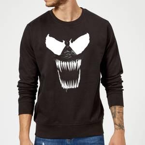 Sweat Homme Venom Grand Sourire - Noir