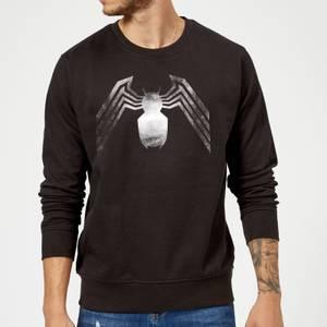 Sudadera Marvel Venom Emblema - Hombre - Negro