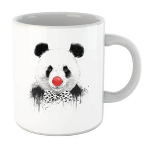 Balazs Solti Red Nosed Panda Mug