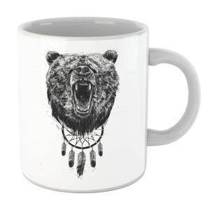 Balazs Solti Dreamcatcher Bear Mug