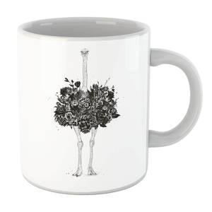Balazs Solti Ostrich Mug