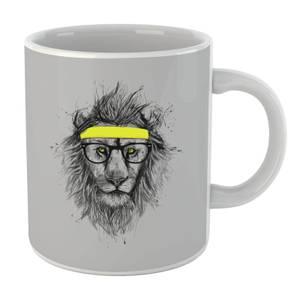 Balazs Solti Lion And Sweatband Mug