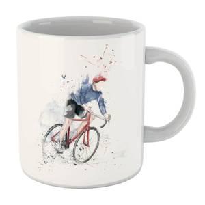 Balazs Solti Cycler Mug