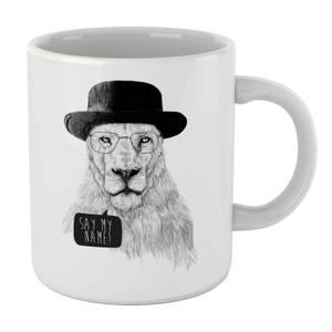 Balazs Solti Say My Name Mug