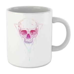 Balazs Solti Colourful Skull Mug