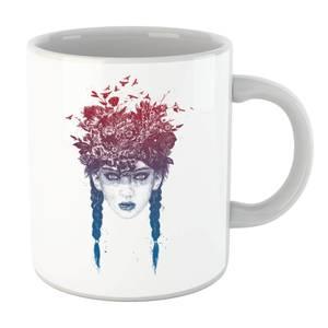 Balazs Solti Native Girl Mug