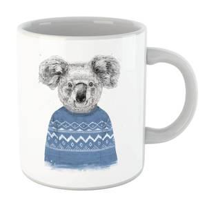 Balazs Solti Koala And Jumper Mug