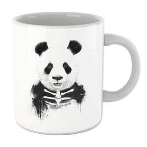 Balazs Solti Skull Panda Mug