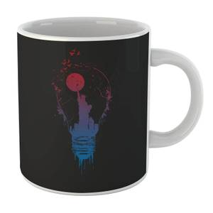 Balazs Solti NYC Moon Mug