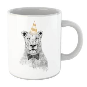 Balazs Solti Party Lion Mug