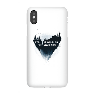 Balazs Solti Take A Walk On The Wild Side Phone Case for iPhone and Android