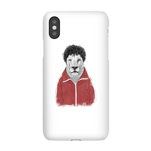 Balazs Solti Sporty Lion Phone Case for iPhone and Android