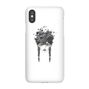 Balazs Solti Native Girl Phone Case for iPhone and Android