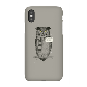 Balazs Solti It's Winter, Bitch! Phone Case for iPhone and Android