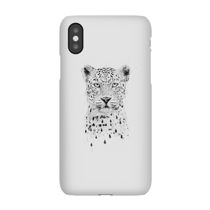 Balazs Solti Leopard Phone Case for iPhone and Android
