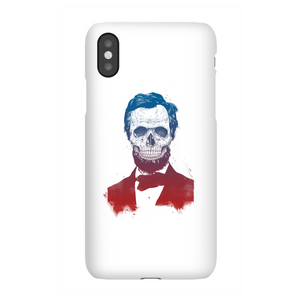 Balazs Solti Suited And Booted Skull Phone Case for iPhone and Android