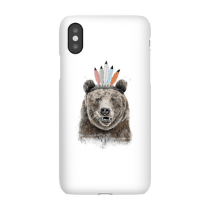 Balazs Solti Native Bear Phone Case for iPhone and Android