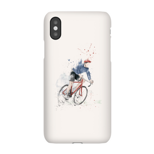 Balazs Solti Cycler Phone Case for iPhone and Android