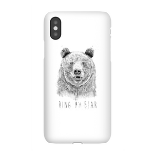 Balazs Solti Ring My Bear Phone Case for iPhone and Android