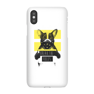 Balazs Solti Break The Rules Phone Case for iPhone and Android