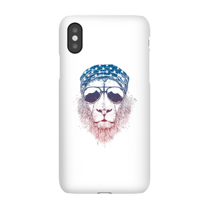 Balazs Solti Bandana Lion Phone Case for iPhone and Android