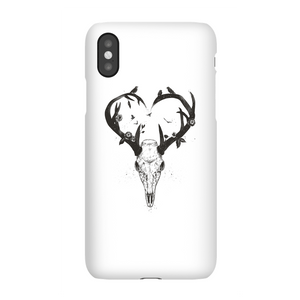 Balazs Solti Antlers Phone Case for iPhone and Android