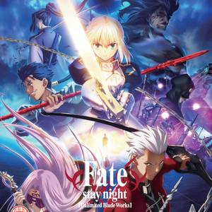 Fate Stay Night: UBW Part 2 Standard Edition