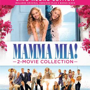 Mamma Mia! 2-Movie Collection – Sing-Along Edition (Blu-ray + 2 Bonus Discs)
