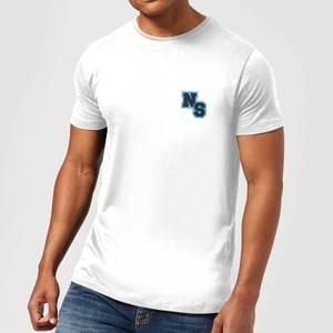 Native Shore NS Logo Men's T-Shirt - White