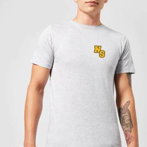 T-Shirt Homme LOGO NS Native Shore - Gris