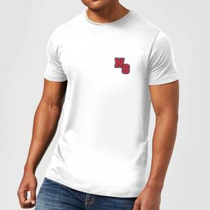 Native Shore NS Pocket Men's T-Shirt - White