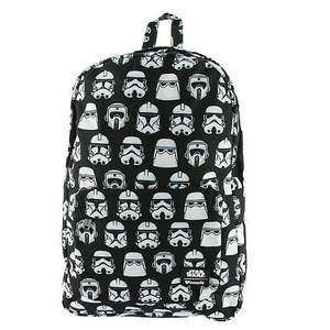 Loungefly Star Wars Troopers Nylon AOP Backpack