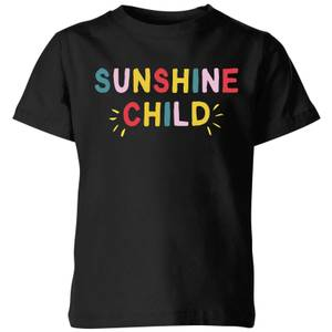 My Little Rascal Sunshine Child Kids' T-Shirt - Black