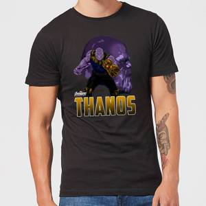 Avengers Thanos Men's T-Shirt - Black