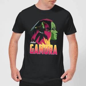 Avengers Gamora Men's T-Shirt - Black
