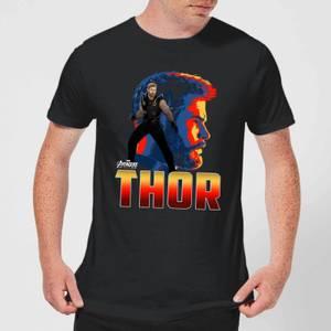Avengers Thor Men's T-Shirt - Black