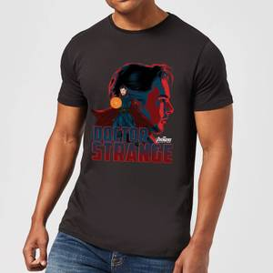 Avengers Doctor Strange Men's T-Shirt - Black