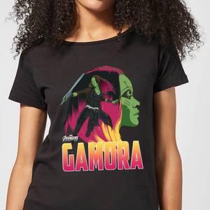 Avengers Gamora Women's T-Shirt - Black