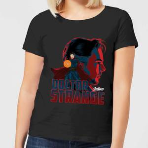 Avengers Doctor Strange Women's T-Shirt - Black