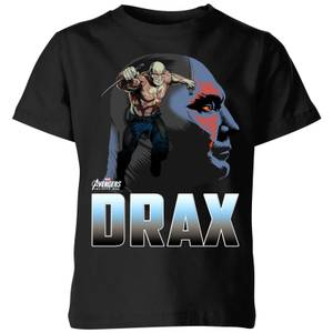 Avengers Drax Kids' T-Shirt - Black