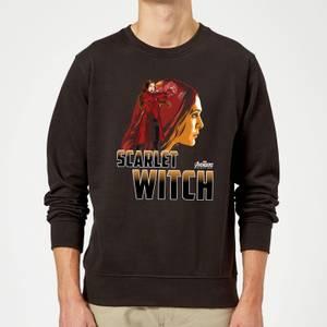 Sweat Homme Scarlet Witch Avengers - Noir