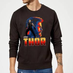 Avengers Thor Sweatshirt - Black