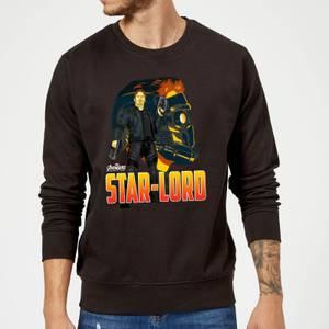 Avengers Star-Lord Sweatshirt - Black