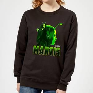 Avengers Mantis Women's Sweatshirt - Black