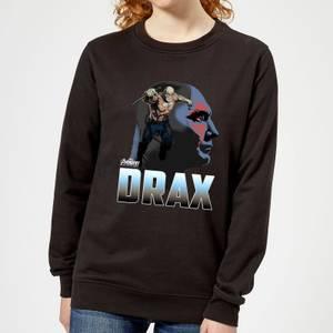 Avengers Drax Women's Sweatshirt - Black