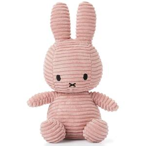 Miffy Sitting Corduroy - Pink