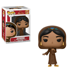 Disney Aladdin Jasmine in Disguise Funko Pop! Figuur