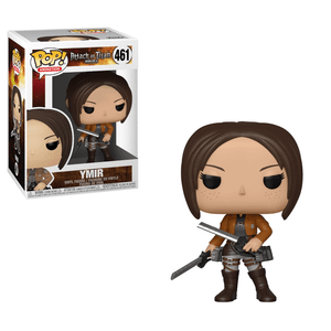 Figurine Pop! Attack on Titan Ymir
