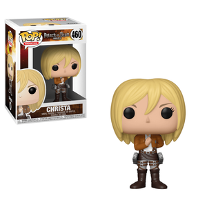 Figurine Pop! Attack on Titan Christa